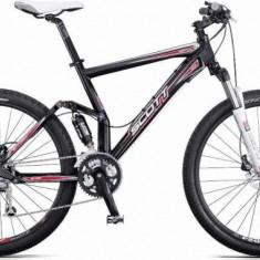 Bicicleta Full-suspension Scott . PRET MIC - Mountain Bike Scott, 18 inch, 26 inch, Numar viteze: 27
