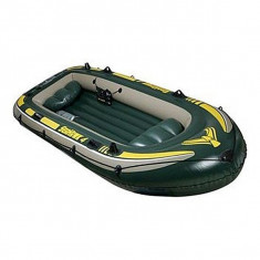 Barca 4 persoane gonflabila Intex 68350 - Barca Pescuit
