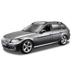 Masinuta BMW Seria 3 Argintiu 1/24 Bburago - Masinuta de jucarie