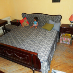 24 ore anunt urgent mobila dormitor eleganta + tv cadou + comoda tv - Set mobila dormitor