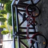 Vand bicicleta Velors noua in garantie - Bicicleta pliabile, 20 inch, Numar viteze: 1