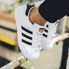 Adidasi Adidas Superstar BARBATI A/N - Adidasi barbati, Marime: 36, 37, 38, 39, 40, 41, 42, 43, 44, Culoare: Din imagine, Piele sintetica