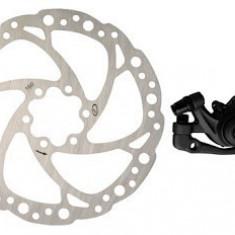 Kit frana disc mecanic 180mm negru PB Cod Produs: 41160F80KRM