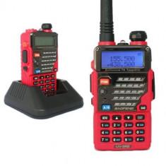 Statie Emisie-Receptie Baofeng UV-5RE Plus UHF+VHF - Statie radio