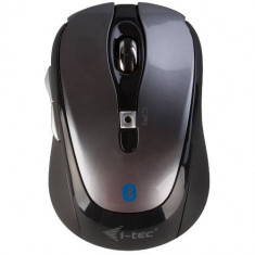 Mouse Itec Bluetooth Travel Optical Black