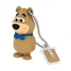 Memorie USB Emtec Boo Boo HB105 8GB USB 2.0 Brown - Stick USB