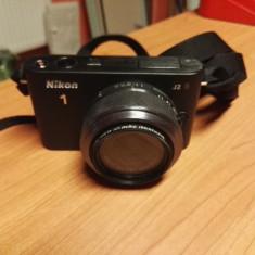 Aparat Foto Nikon J2 defect pt. piese - DSLR Nikon, Kit (cu obiectiv)
