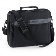 Geanta laptop Genius GC-1501 Classic 15.6 inch black