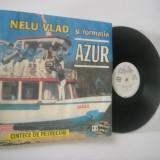 NELU VLAD & AZUR: CANTECE DE PETRECERE (1991) (CS 0228/CDS)(vinil) - Muzica Lautareasca electrecord