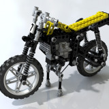 LEGO - Technic Dirt Bike # 8838