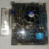 Placa de baza Asus, socket 1155 si Procesor Intel® Core™ i3 3220, 3300MHz, Box