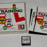 Joc consola Nintendo DS - Driving Theory Training  - complet carcasa si manual