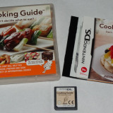 Joc consola Nintendo DS - Cooking Guide  - complet carcasa si manual
