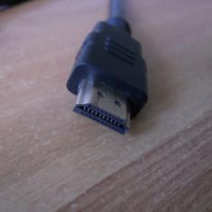 Cablu DVI la HDMI pentru conectare monitor TV LCD Plasma 2, 5 m - Cablu PC