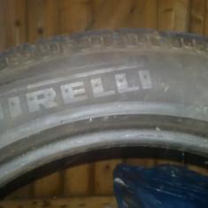 Vand 2 cauciucuri pirelli in stare foarte buna 225/50/17 - Anvelope iarna Pirelli, R17