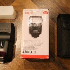 Canon 430EX II defect + Lambency Flash Diffuser - Blitz dedicat