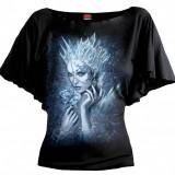 Tricou Spiral Direct femei - Regina de gheață (Mărime: M)