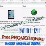 Promotie!Deblocare ICLOUD iPad 1 2 3 4 pro mini air-numai WIFI, iWatch ,1-12 ore