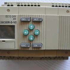 Releu inteligent -PLC OMRON ZEN 20CBDR-D-V2