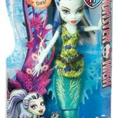 Papusa Mattel Monster High Great Scarrier Reef Frankie Doll