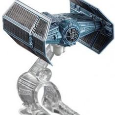 Jucarie Hot Wheels Star Wars Darth Vader's Tie Advanced X1 Prototype Die-Cast Vehicle Mattel