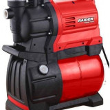 """Raider Booster Pump with Pressure Tank, 1300W, 1"""" max 75L/min, 3bar, 48m, RD-WP1300 - Pistol de vopsit"""