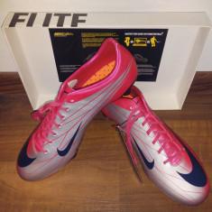Ghete Fotbal Nike Mercurial Vapor Superfly II SG, Marime: 45, Culoare: Fuchsia