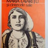 MARIA LATARETU SI CANTECELE SALE de MARIN BRINARU, 1989 - Muzica Dance
