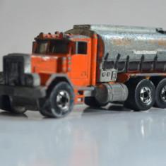 Macheta HOT WHEELS - Cisterna - 1:64 California Tanker - Macheta auto