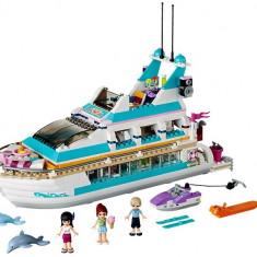 Iaht de croaziera cu delfini (41015) - LEGO Friends
