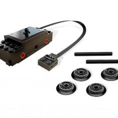 Motor tren Power Functions cu cablu (88002) - Culbutori