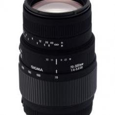 Obiectiv DSLR - Sigma 70-300mm F4-5.6 Macro DG Motor-Canon
