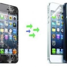 Gevey SIM - Inlocuire Geam Sticla iPhone 6 Plus Alb
