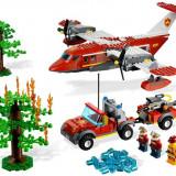 Avion de jucarie - Avion de pompieri (4209)