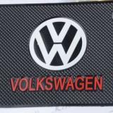 VOLKSWAGEN suport auto silicon antialunecare cu logo VW