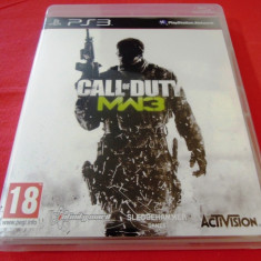 Joc Call of Duty Modern Warfare 3, PS3, original, alte sute de jocuri! - Jocuri PS3 Activision, Shooting, 18+, Single player