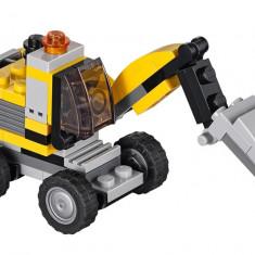 Excavator de mare putere (31014) - LEGO Cars