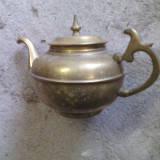 Metal/Fonta - Ceainic de alama