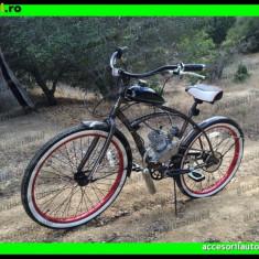 Motor complet Moto - MOTOR Bicicleta Kit conversie BICICLETA cu Motor 60cc