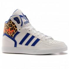 Incaltaminte Femei marca Adidas, Ghete Adidas- made in Vietnam - Ghete dama Adidas, Marime: 38, 40, 38 2/3, 39 1/3, Culoare: Alb, Piele naturala