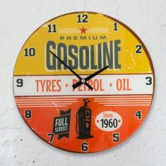 Ceasuri de perete - Ceas de Perete Gasoline