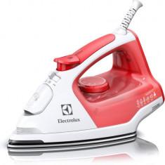 Electrolux Fier de călcat cu aburi Electrolux EDB5210 4-safety plus, roşu