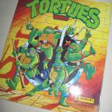 TURTLES NINJA, ALBUM PANINI, 1990