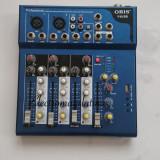 Mixer profesional 4 canale cu intrare de USB