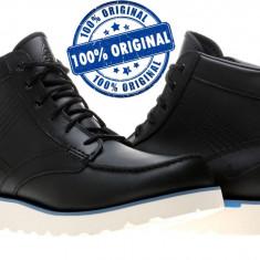 Ghete barbati Nike, Piele naturala - Ghete barbat Nike Kingman - ghete originale - ghete iarna - piele naturala