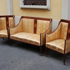 Mobilier - Salon antic stil englezesc
