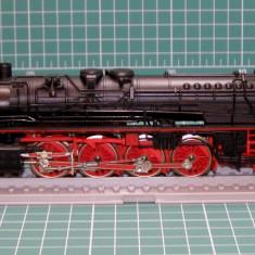 Macheta Feroviara, 1:87, HO, Locomotive - Locomotiva abur BR41147 marca Lima scara HO(4492)