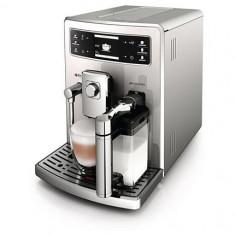 Espressor automat - Espressor Philips Saeco Xelsis Evo HD8954/09, 1500 W, 15 bari, argintiu