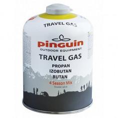 Aragaz/Arzator camping - Butelie / Cartus Gaz Camping cu valva Pinguin 450g