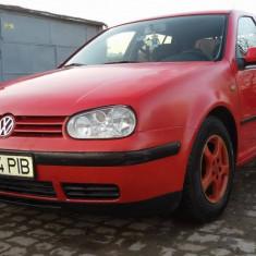 Volkswagen Golf IV 1.4, 16V, An Fabricatie: 1999, Benzina, 208000 km, 1390 cmc